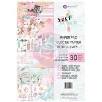 Prima Marketing Surfboard Collection A4 Paper Pad