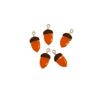 Prima Marketing Pumpkin & Spice Collection Enamel charms