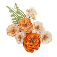 Prima Marketing Prima Flowers Pumpkin & Spice Collection - Together