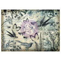 Prima Marketing Art Daily - Decorative Paper - Wilderness