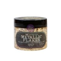 Prima Marketing Art Ingredients - Metal Flakes - Gold