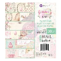 Prima Marketing Dulce Collection 6x6 Paper Pad
