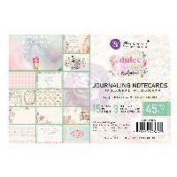 Prima Marketing Dulce Collection 4X6 Journaling Cards