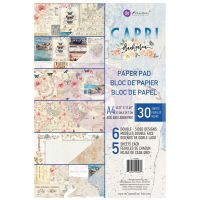 Prima Marketing Capri Collection A4 Paper Pad