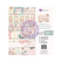 Prima Marketing With Love Collection 8x8 Paper Pad