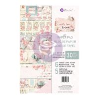 Prima Marketing With Love Collection A4 Paper Pad