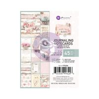 Prima Marketing With Love Collection 3X4 Journaling Cards