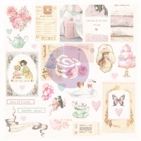 Prima Marketing With Love Collection Ephemera