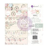 Prima Marketing Sugar Cookie Christmas Collection 8x8 Paper Pad