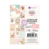 Prima Marketing Magic Love Collection 3x4 Journaling Cards