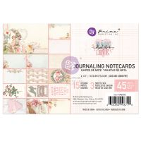 Prima Marketing Magic Love Collection 4x6 Journaling Cards