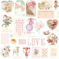 Prima Marketing Magic Love Collection Ephemera 2