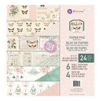 Prima Marketing My Sweet Collection 12x12 Paper Pad