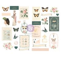 Prima Marketing My Sweet Collection Chipboard Stickers