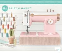 We R Memory Keepers Stitch Happy Sewing Machine - Pink