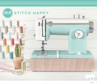 We R Memory Keepers Stitch Happy Sewing Machine - Mint