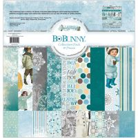 Bo Bunny Winter Playground 12x12 Collection Pack
