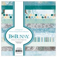 Bo Bunny Winter Playground 6x6 Paper Pad