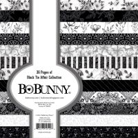 Bo Bunny Black Tie Affair - 6x6 - (36 Sheets)