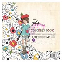 Prima Marketing Julie Nutting Coloring Book
