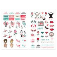 Prima Marketing Julie Nutting Planner Stickers - Beauty