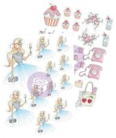 Prima Marketing Josefina Planner Stickers - Diamond Girl