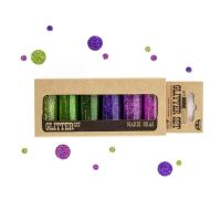 Prima Marketing Art Extravagance Glitter Set - Mardi Gras