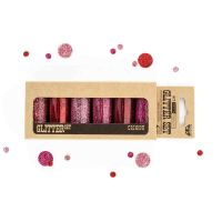 Prima Marketing Art Extravagance Glitter Set - Crimson