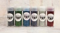 Prima Marketing Art Ingredients: Glass Beads Set of 6