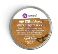 Prima Marketing Art Alchemy-Metallique Wax-Aged Brass