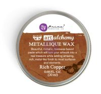 Prima Marketing Art Alchemy-Metallique Wax-Rich Copper