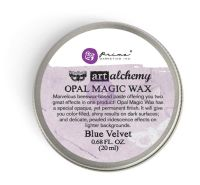 Prima Marketing Art Alchemy-Opal Magic Wax-Blue Velvet