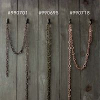 Prima Marketing Memory Hardware - Cote d'Azur Antique Rope Chain - Anti Copper 1y