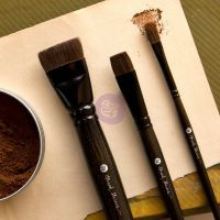 Prima Marketing Memory Hardware Artisan Powder Brushes