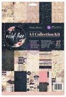 Prima Marketing A4 Collection Kit - Wild & Free