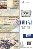 Prima Marketing St. Tropez A4 Paper Pad
