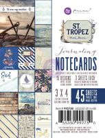 Prima Marketing St. Tropez 3x4 Journaling Cards