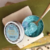 Prima Marketing Memory Hardware Artisan Powder - Marquise Blue