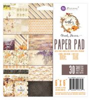 Prima Marketing Amber Moon - 6X6 Paper Pad