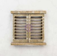 Prima Marketing Memory Hardware - Wood Shutters 2