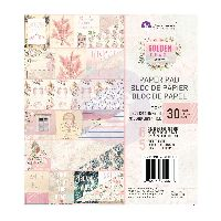 Prima Marketing Golden Coast 6x6 Paper Pad