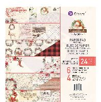 Prima Marketing Christmas in the Country - 12x12 Paper Pad