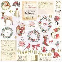Prima Marketing Christmas in the Country - Ephemera 1