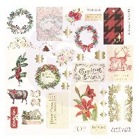 Prima Marketing Christmas in the Country - Ephemera 2