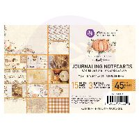 Prima Marketing Autumn Sunset - 4X6 Journaling Cards