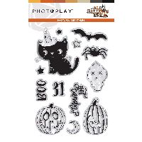 PhotoPlay All Hallows Eve Stamps