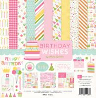 Echo Park Birthday Girl - 12x12 Collection Kit
