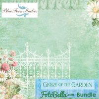 Blue Fern Studios Glory of the Garden Bundle