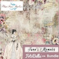 Blue Fern Studios Jane''s Memoirs Bundle