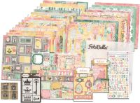 Bo Bunny Sunshine Bliss I Want It All! 12x12 Collection Bundle
